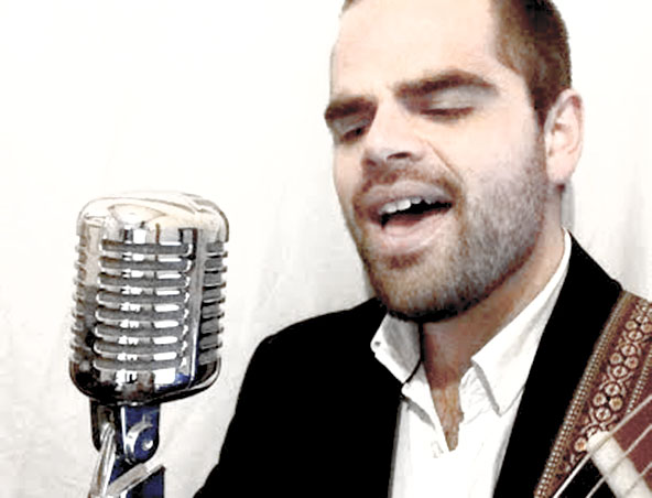 Acoustic Wedding Singer Melbourne Simon - Entertainer - Music Cover Band