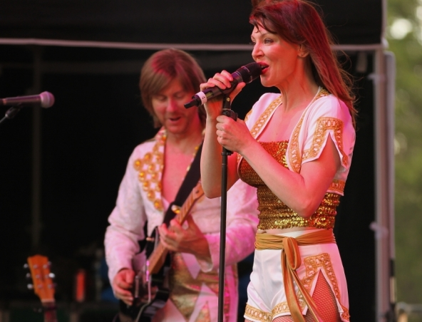 ABBA Tribute Band Melbourne - Tribute Bands - Musicians - Show Band