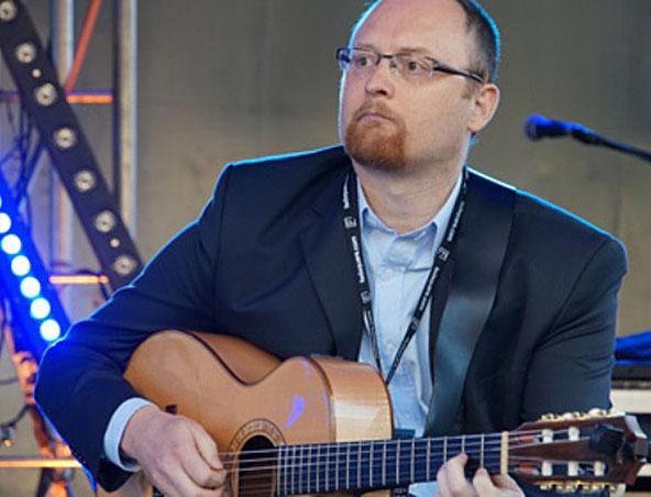 Melbourne Instrumental Guitarist - Guitar Players - Wedding Music