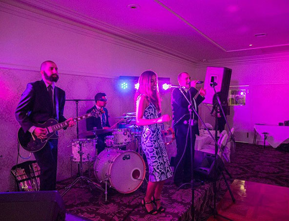 Karizma Wedding Band Melbourne - Cover Band Singers - Musicians