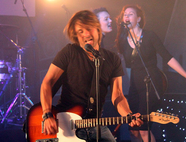 Keith Urban Tribute Band Melbourne - Tribute Show Impersonators