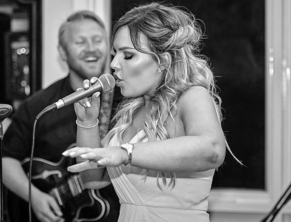 Wedding Singer Melbourne - Kellie - Musicians Cover Bands