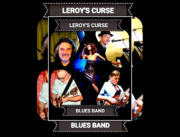 Leroys Curse Blues Band