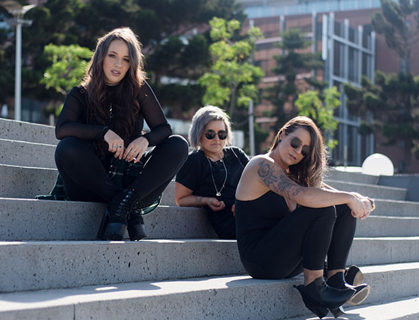 Melbourne Acoustic Trio Harlow & HartMelbourne Acoustic Trio Harlow & Hart