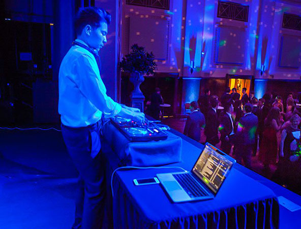 Melbourne Wedding DJ - Sami