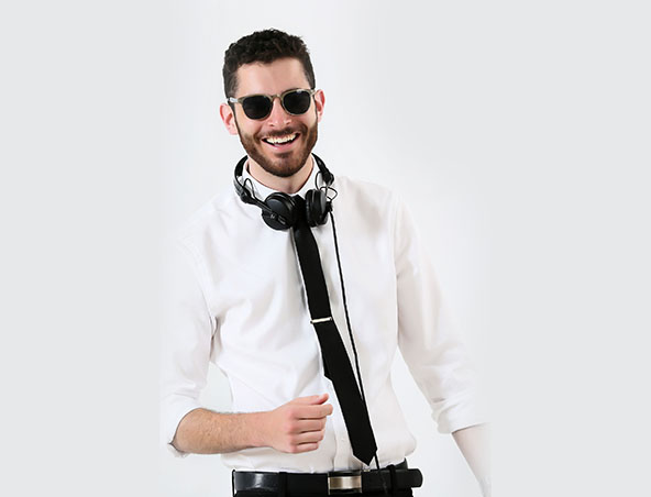 Wedding DJ Josh - Melbourne Djs - Disc Jockey