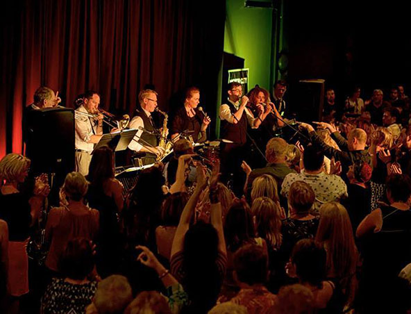 Motown and Soul Tribute Band Melbourne - Tribute Show