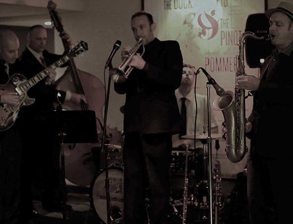 Orlando Combo Jazz Band Melbourne - Wedding Singers