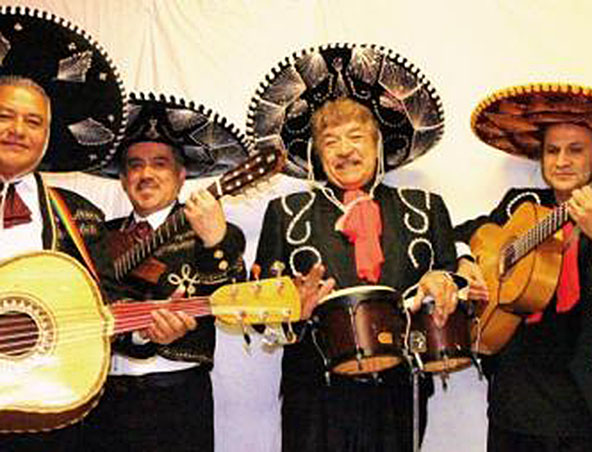 Mariachi Band Melbourne - Roving Mariachi Singers - Mexican Entertainers
