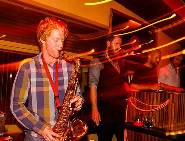 Mebourne Saxophone Player - Jonathan