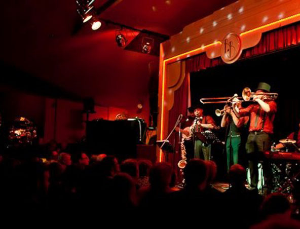 Shirazz Jazz Band Melbourne - Jazz Musicians Singers - Entertainers