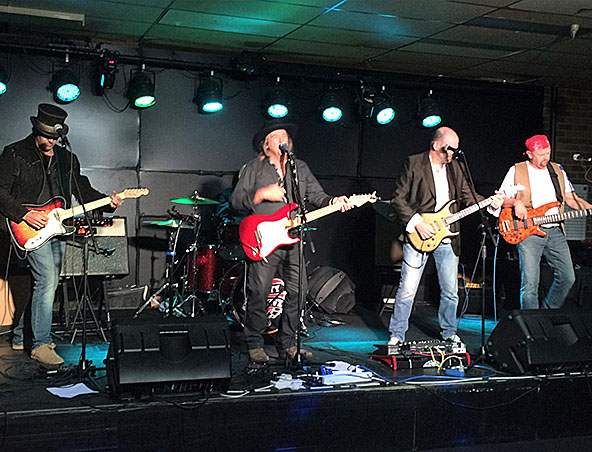 Tom Petty Tribute Band Melbourne - Tribute Shows - Cover Band - Entertainers