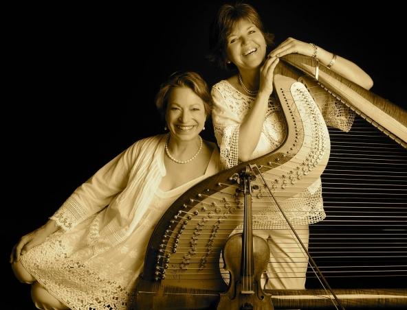 Melbourne Wedding Harpist B