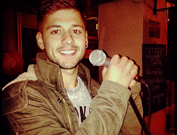 Acoustic Soloist Melbourne Nick - Singers Musicians - Entertainers
