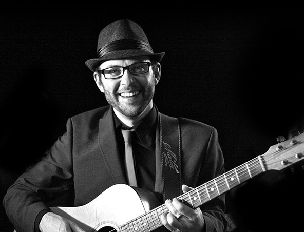 Jarred Acoustic Soloist Melbourne - Wedding Singers - Musician