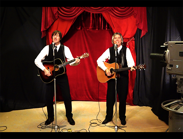 Beatles Tribute Duo Melbourne - Tribute BAnds