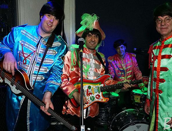 Beatles Tribute Band Melbourne - Tribute Show Impersonators