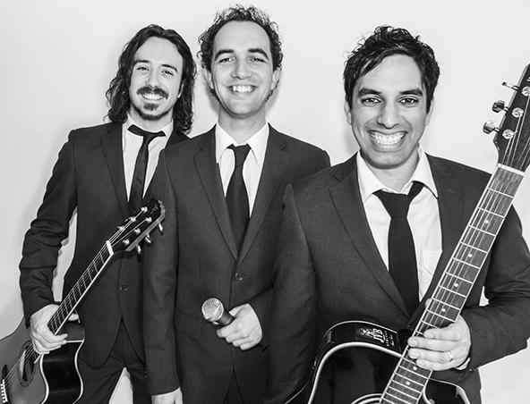 Bonsai Trio Melbourne - Cover Band - Musicians - Wedding Singer