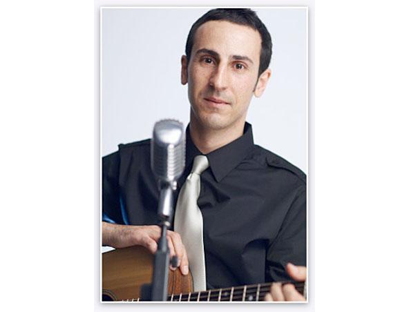 Dan Acoustic Soloist Melbourne - Singer - Wedding Musician