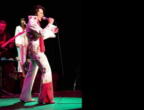 Elvis Tribute Show Band Melbourne Australia