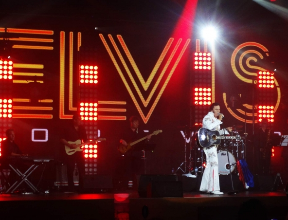 Elvis Tribute Melbourne - Impersonators - Tribute Show Band