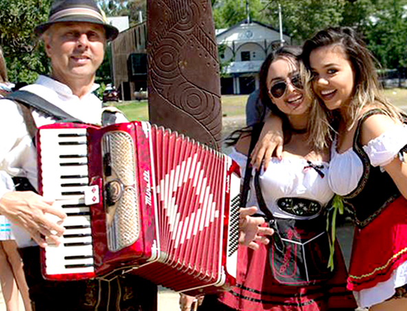 German Band Melbourne - Oompah Band - Singers Musicians