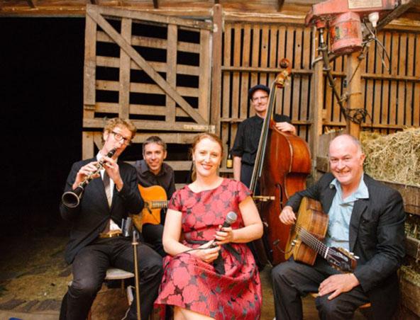 - Jazz Band Hire - Singers Wedding Music