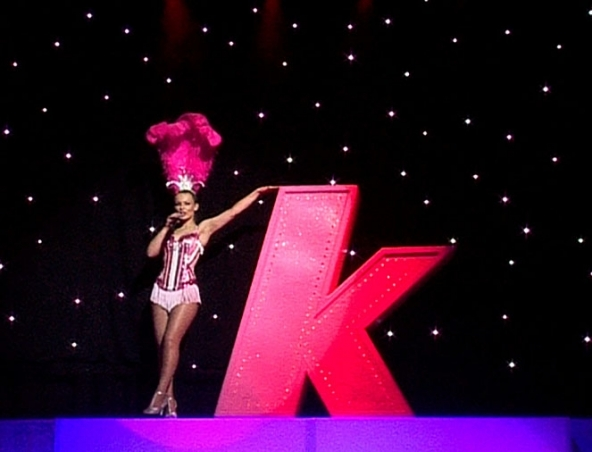 Kylie Minogue Tribute Show Melbourne Australia
