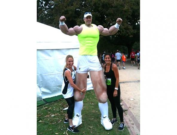 Giant Athlete