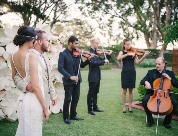 Melbourne Wedding Strings - String Quartet - Wedding Music