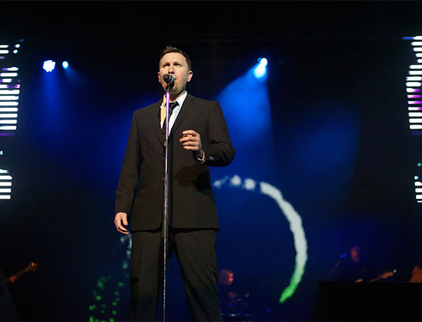 Michael Buble Tribute Show Melbourne - Tribute Bands - Singers Musicians