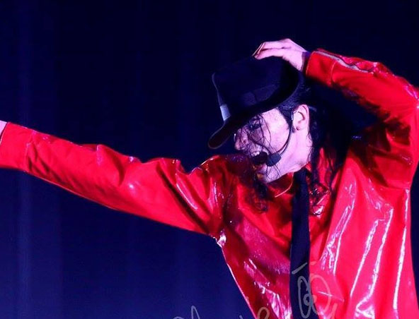 Michael Jackson Tribute Show Melbourne - Tribute Band Impersonators