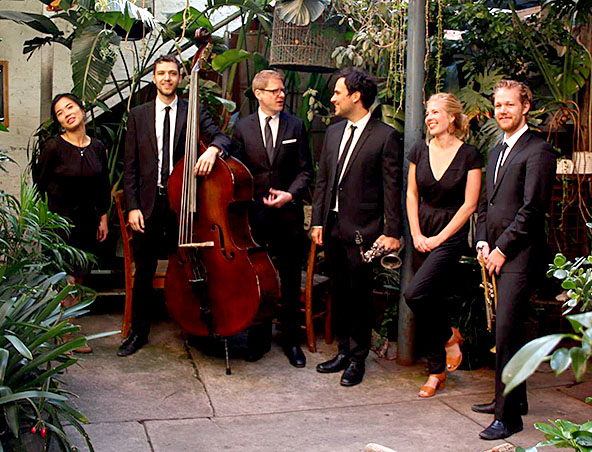 Moonglow Jazz Band - Musicians Hire - Melbourne Cover Bands