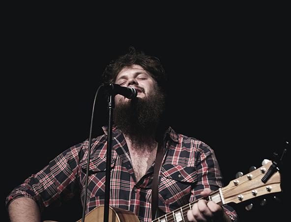 Acoustic Soloist Singer Melbourne Nick - Musicians Hire - Wedding Singer