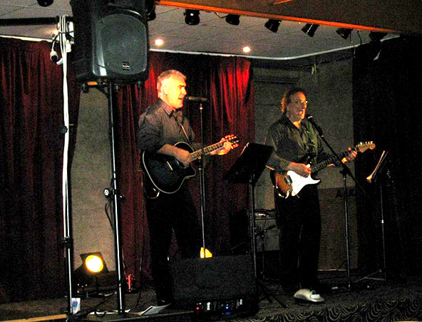 Nightcats Music Duo Melbourne - Cover Bands - Singers