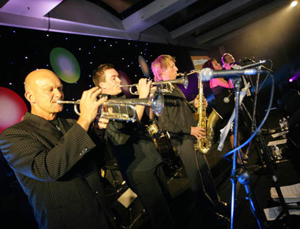 Reverend Funk and The Horns of Salvation - Cover Band Melbourne- Soul Funk R&B Disco