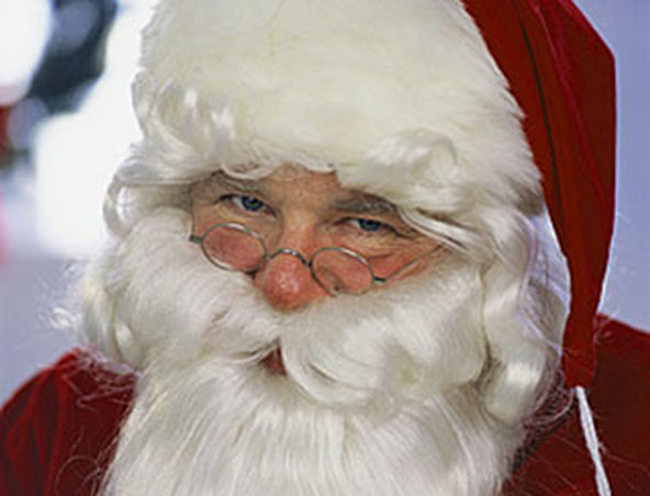 Santas Magical Arrival