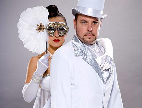 Soul Mystique - Magicians - Costume Transformation Artists Melbourne