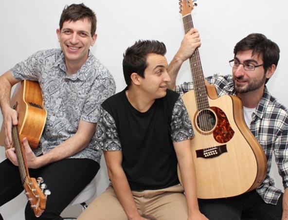 Soundcheq Music Trio Melbourne - Singers Wedding Band - Musicians