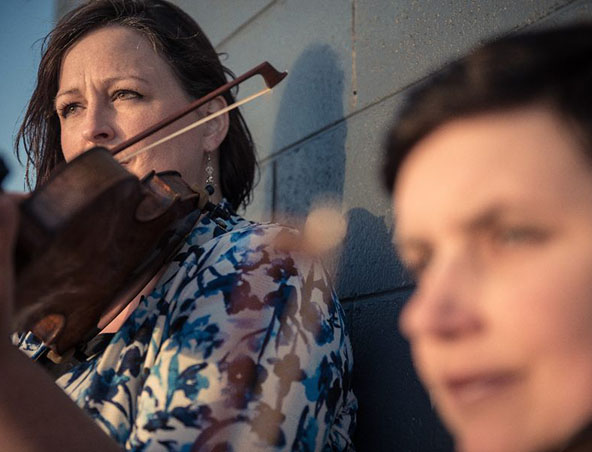 Melbourne String Duo - String Trio - Classical Music Melbourne