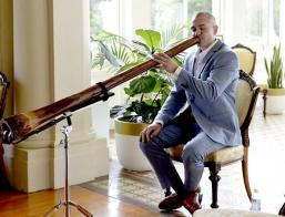 Didgeridoo Player Melbourne
